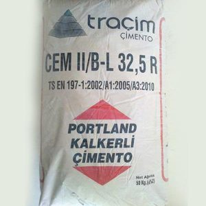 Portland Kalkerli Çimento